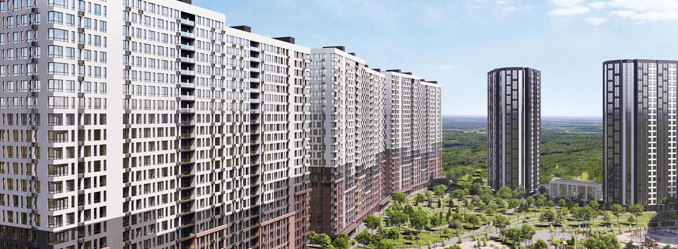 Ход строительства ЖК Star City в январе 2021