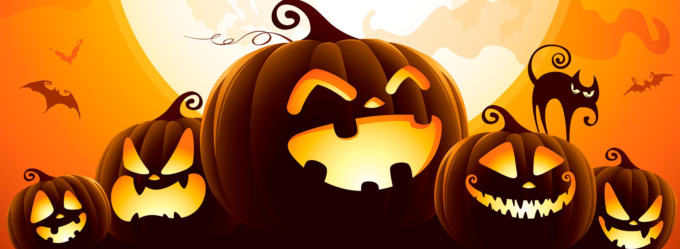 13% скидки на Хэллоуин в жилых комплексах компании BudCapital