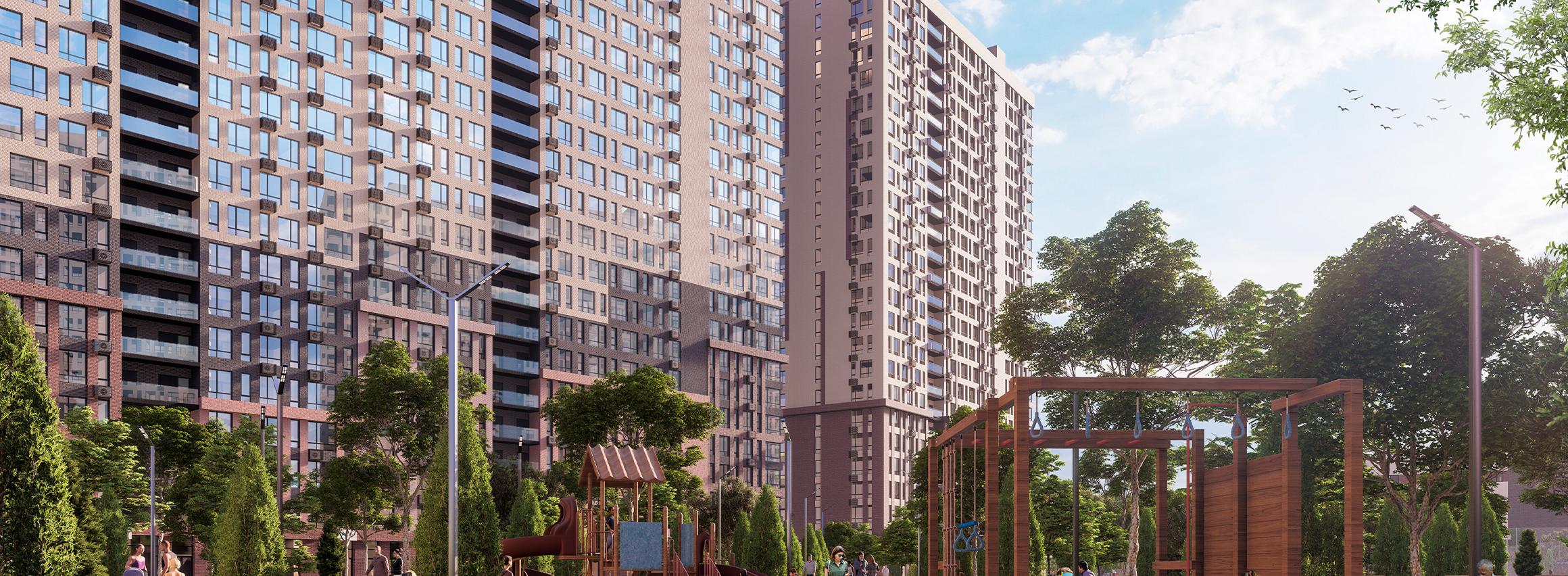 Видеоотчет хода строительства ЖК Star City в феврале 2021