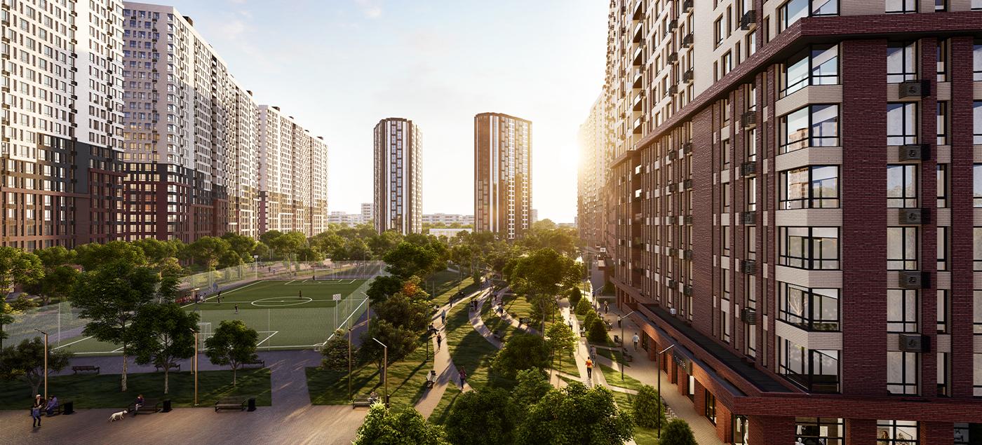 Підвищення цін з 25.05.2021 для інвесторів в житлових комплексах від компанії BudCapital